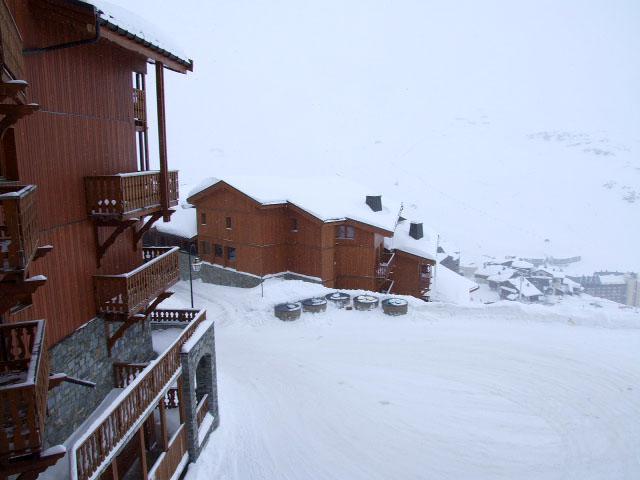 Skiverleih 3-Zimmer-Appartment für 6 Personen (630A) - Les Chalets des Balcons - Val Thorens