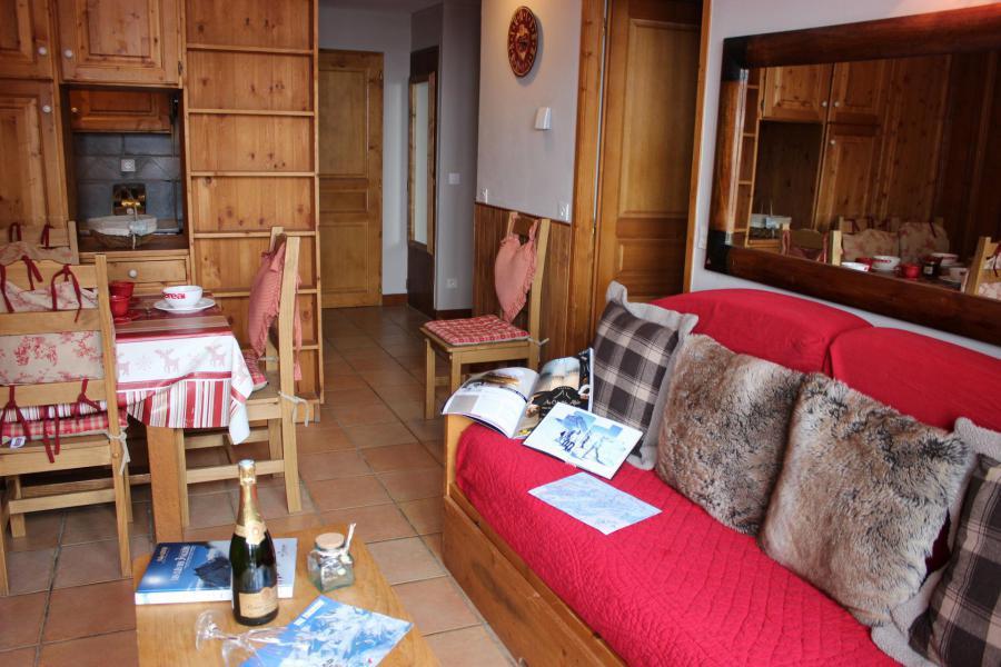 Location au ski Appartement 3 pièces cabine 6 personnes (644) - Les Chalets des Balcons - Val Thorens