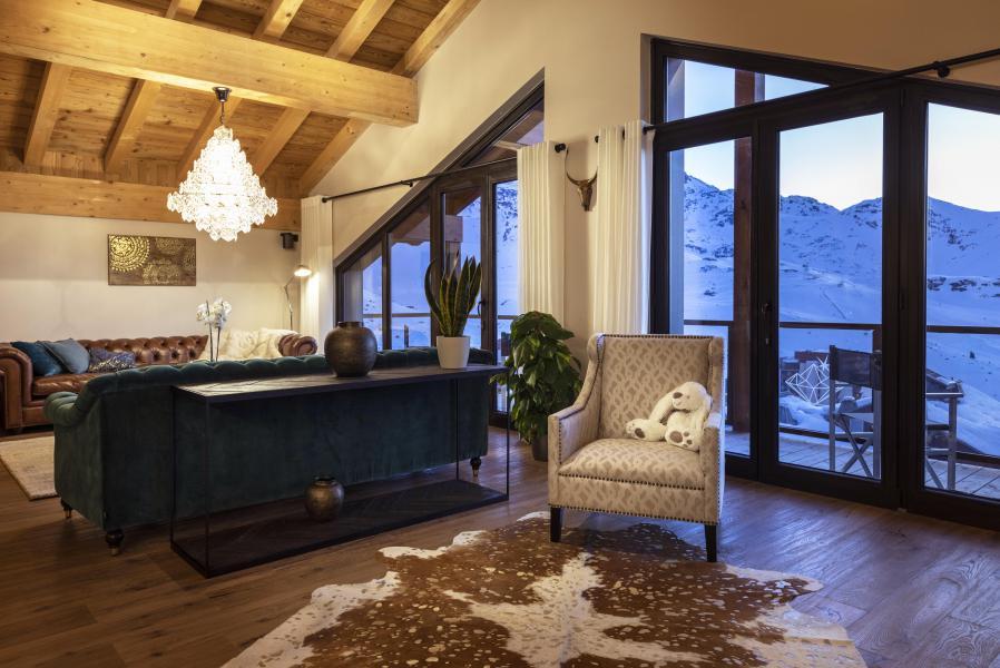 Location au ski Chalet 7 pièces 12 personnes (CULLINAN) - Les Chalets du Koh-I-Nor - Val Thorens
