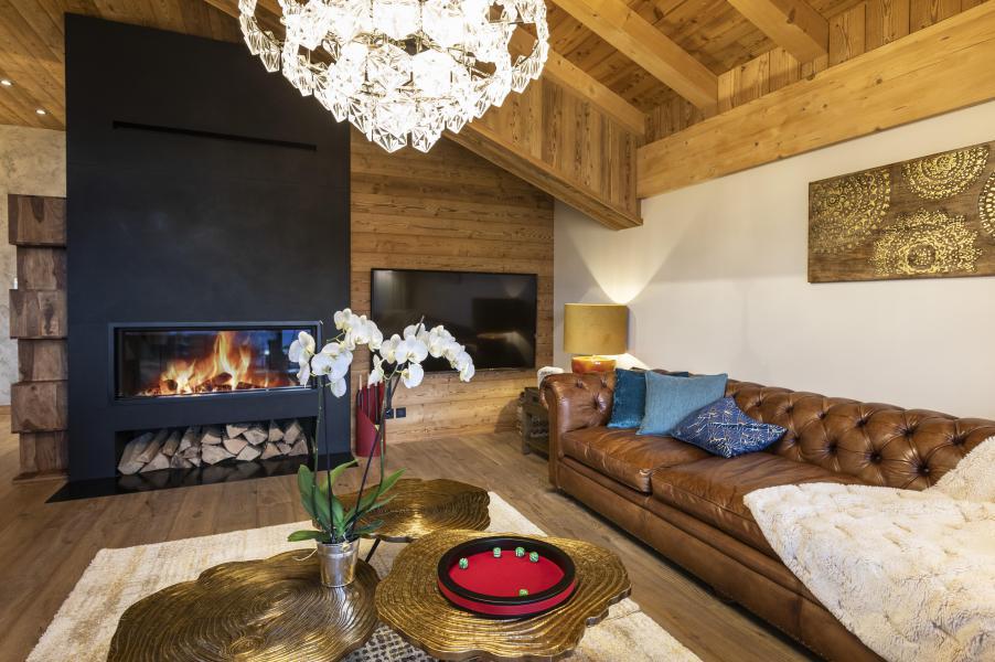 Skiverleih 7 Zimmer Chalet für 12 Personen (CULLINAN) - Les Chalets du Koh-I-Nor - Val Thorens - Appartement