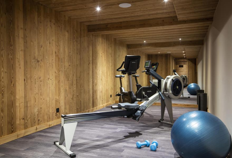 Location au ski Chalet 6 pièces 10 personnes (ORLOV) - Les Chalets du Koh-I-Nor - Val Thorens - Appartement
