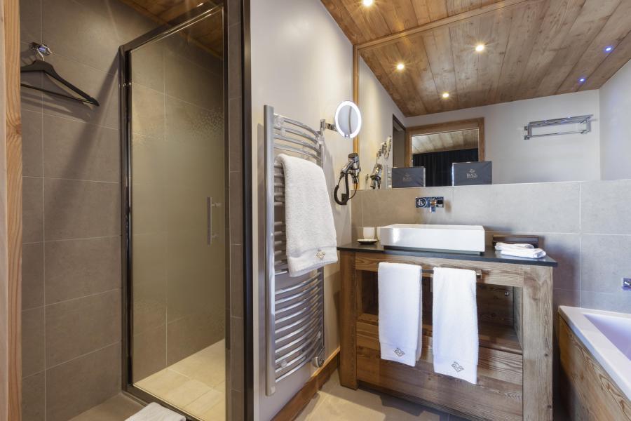 Location au ski Chalet 6 pièces cabine 12 personnes (GOLDEN JUBILEE) - Les Chalets du Koh-I-Nor - Val Thorens - Appartement
