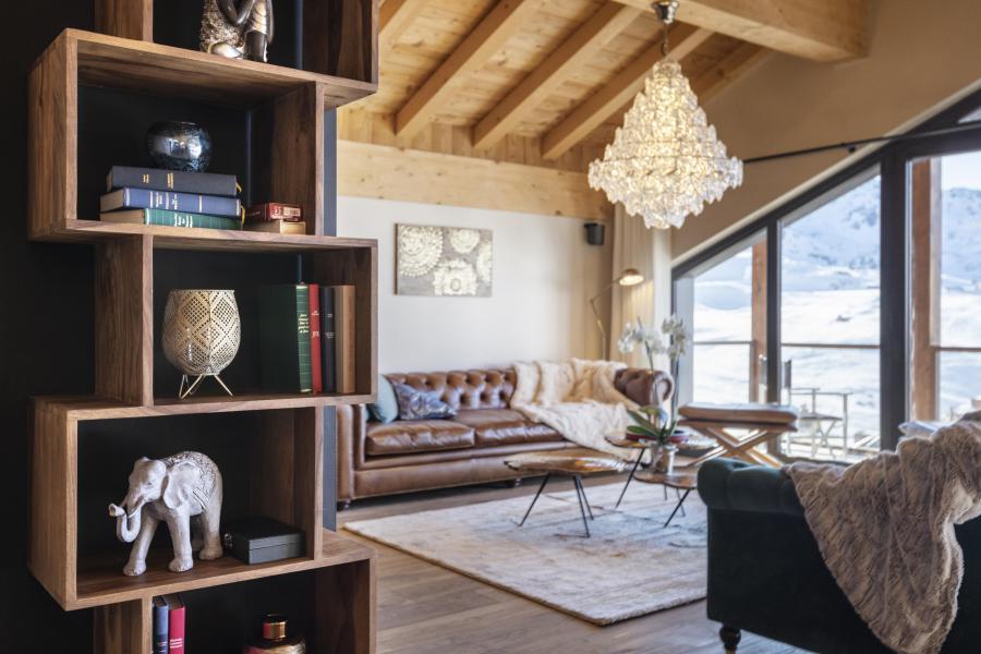 Location au ski Chalet 7 pièces 12 personnes (CULLINAN) - Les Chalets du Koh-I-Nor - Val Thorens - Appartement
