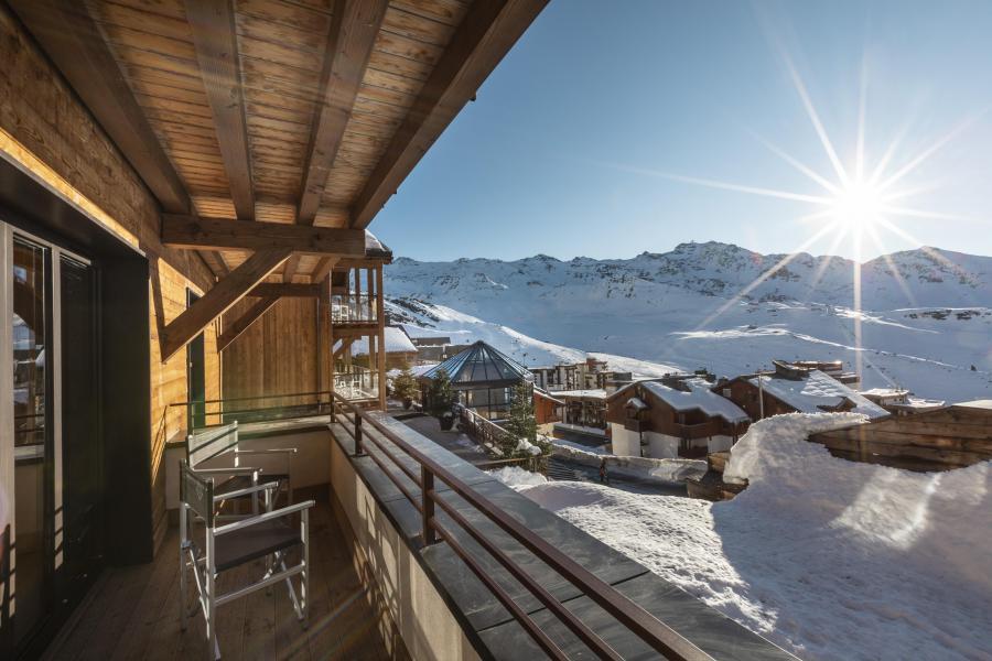 Wynajem na narty Domek górski 6 pokojowy 10 osób (ORLOV) - Les Chalets du Koh-I-Nor - Val Thorens - Apartament