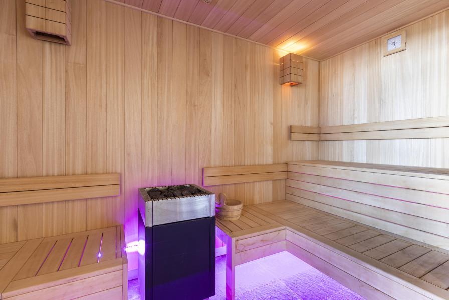 Wynajem na narty Domek górski 7 pokojowy 12 osób (CULLINAN) - Les Chalets du Koh-I-Nor - Val Thorens - Apartament