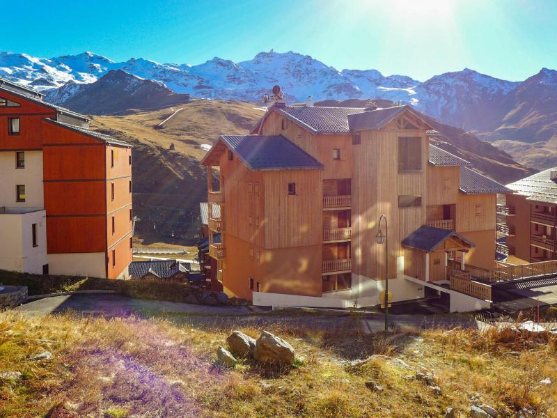 Location au ski Appartement 1 pièces 2 personnes (3) - Les Cîmes de Caron - Val Thorens