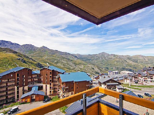Location au ski Appartement 1 pièces 4 personnes (14) - Les Cîmes de Caron - Val Thorens - Appartement