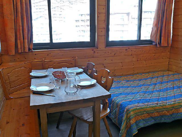 Location au ski Appartement 1 pièces 4 personnes (7) - Les Cîmes de Caron - Val Thorens - Appartement