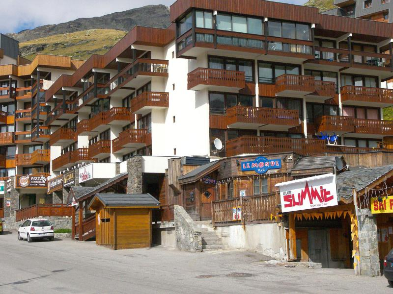 Rent in ski resort 1 room apartment 4 people (1) - Les Glaciers - Val Thorens