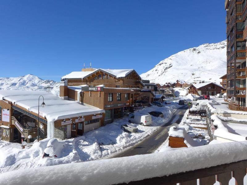 Location au ski Appartement 1 pièces 4 personnes (1) - Les Glaciers - Val Thorens - Appartement