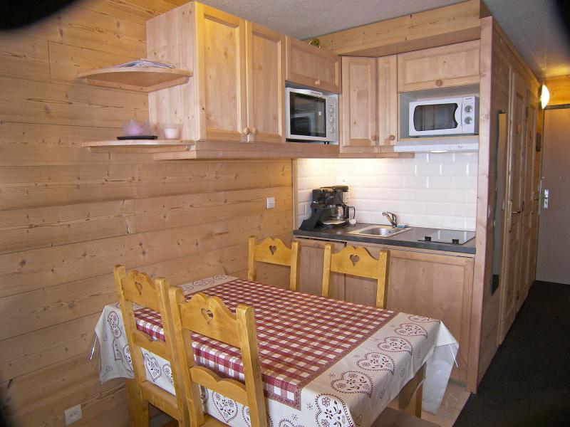 Location au ski Appartement 1 pièces 4 personnes (3) - Les Lauzières - Val Thorens - Appartement