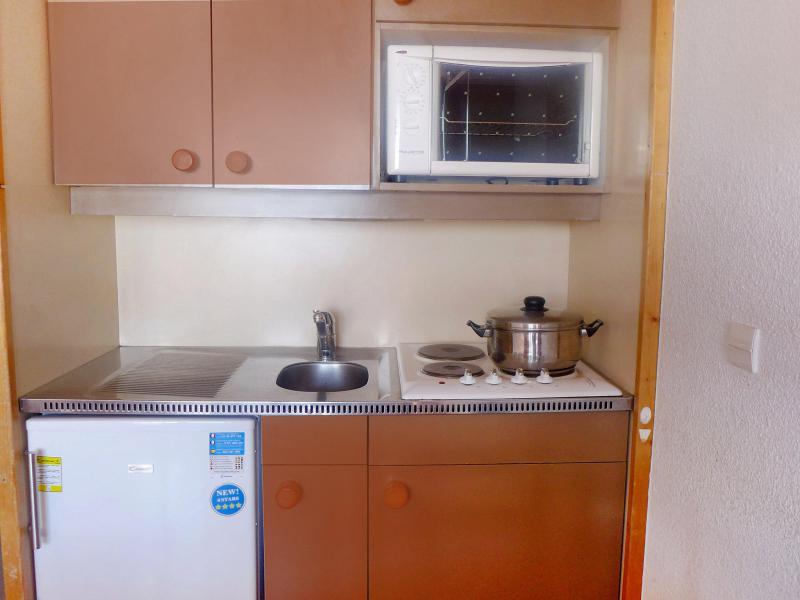 Location au ski Appartement 2 pièces 5 personnes (10) - Les Lauzières - Val Thorens - Appartement