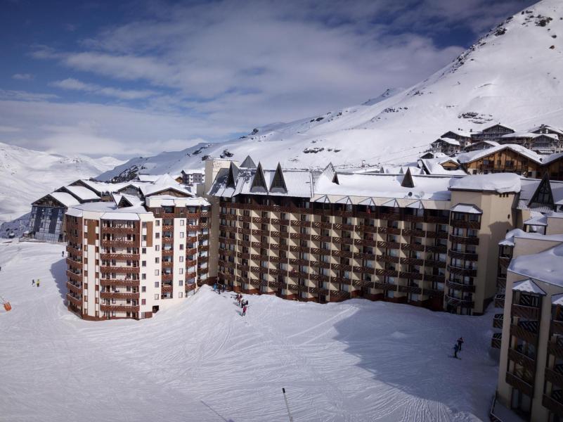 Location au ski Studio cabine 4 personnes (12H) - Les Temples du Soleil Cuzco - Val Thorens