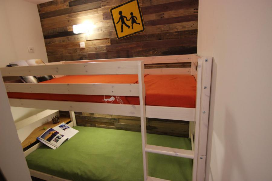 Location au ski Studio cabine 4 personnes (12H) - Les Temples du Soleil Cuzco - Val Thorens - Cabine