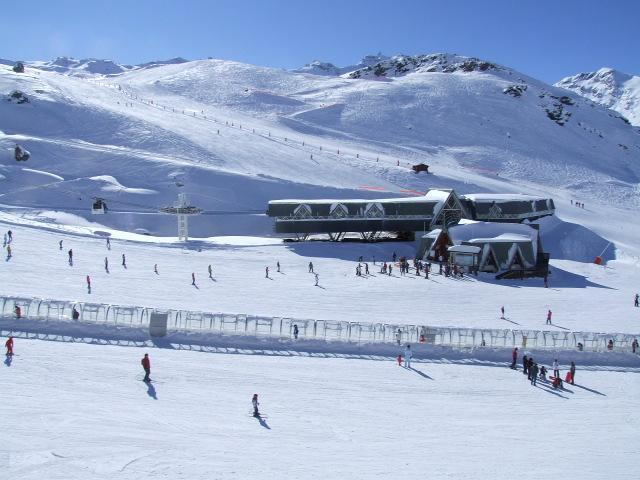 Location au ski Appartement 3 pièces 6 personnes (3E) - Les Temples du Soleil Nazca - Val Thorens