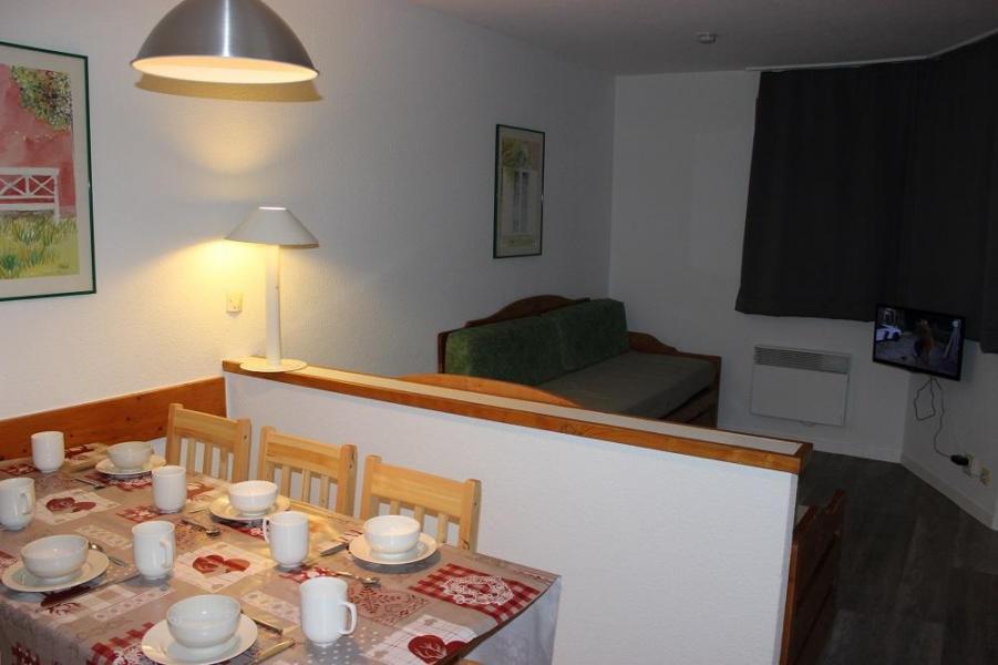 Wynajem na narty Apartament 3 pokojowy 6 osób (3E) - Les Temples du Soleil Nazca - Val Thorens - Stołem