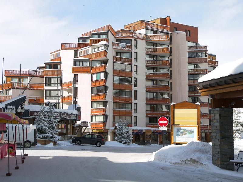 Location au ski Les Trois Vallées - Val Thorens - Extérieur hiver