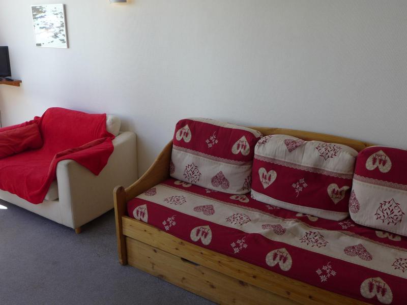 Location au ski Appartement 1 pièces 4 personnes (4) - Les Trois Vallées - Val Thorens - Banquette