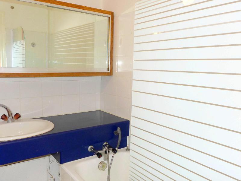 Location au ski Appartement 1 pièces 4 personnes (4) - Les Trois Vallées - Val Thorens - Salle de bains
