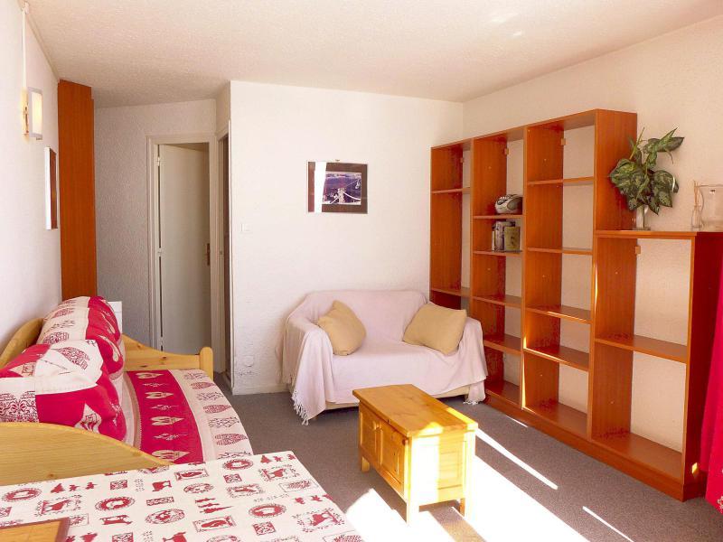 Location au ski Appartement 1 pièces 4 personnes (4) - Les Trois Vallées - Val Thorens - Séjour