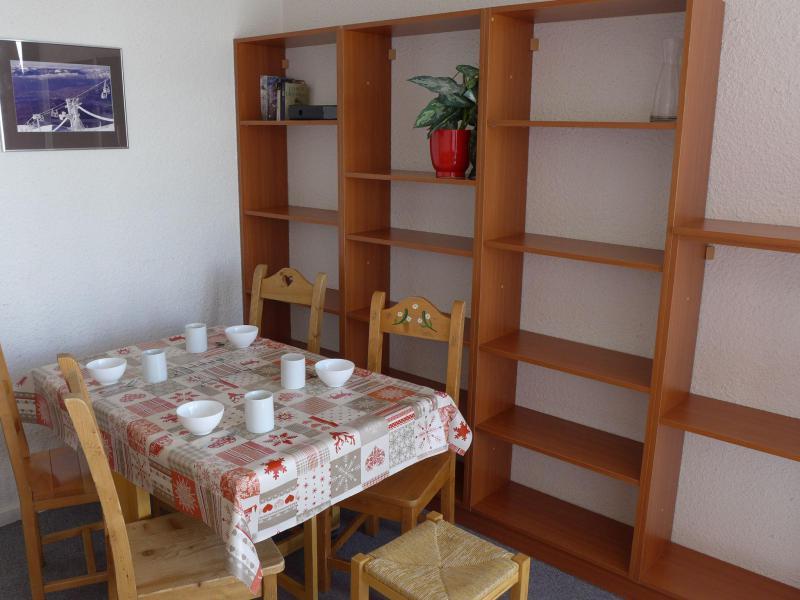 Location au ski Appartement 1 pièces 4 personnes (4) - Les Trois Vallées - Val Thorens - Table