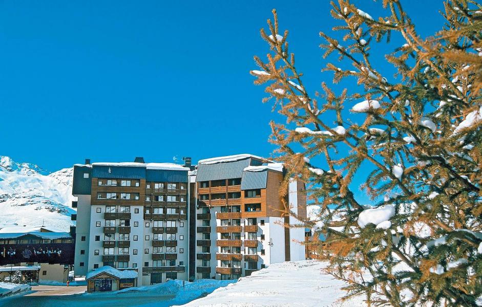 Alquiler al esquí Résidence Altineige - Val Thorens - Invierno