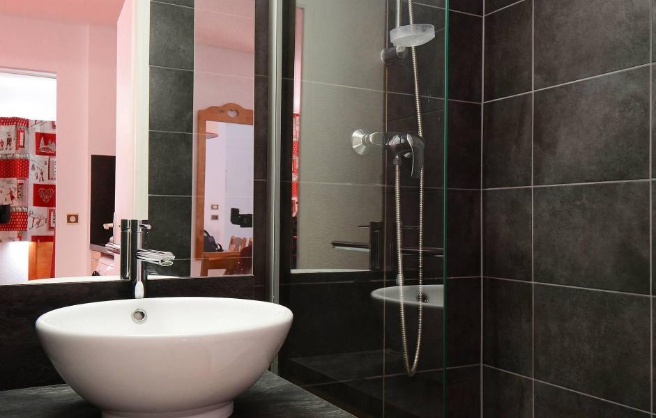 Alquiler al esquí Résidence Altineige - Val Thorens - Cuarto de baño con ducha