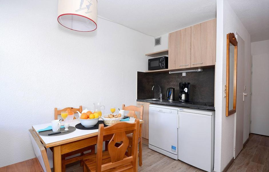 Location au ski Résidence Altineige - Val Thorens - Kitchenette