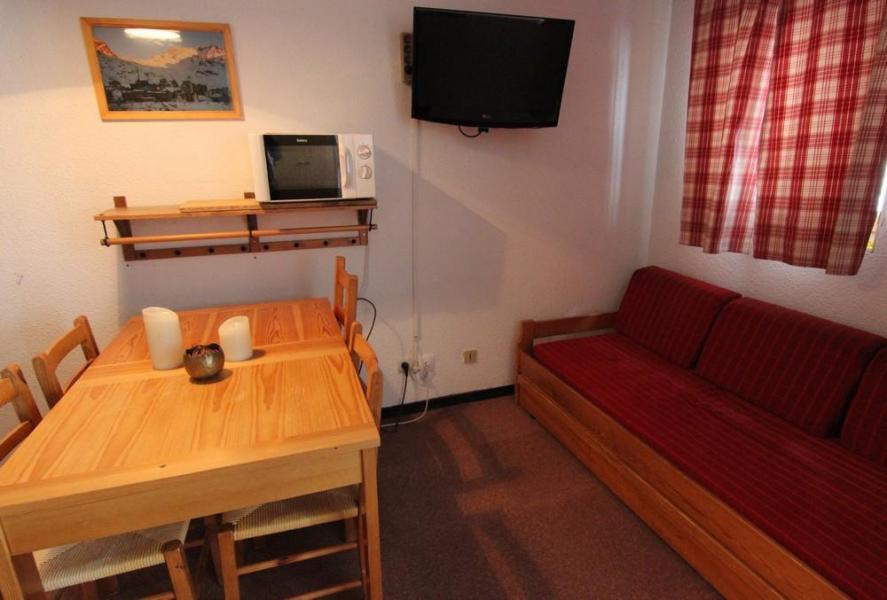 Location au ski Appartement 2 pièces cabine 4 personnes (606) - Résidence Arcelle - Val Thorens