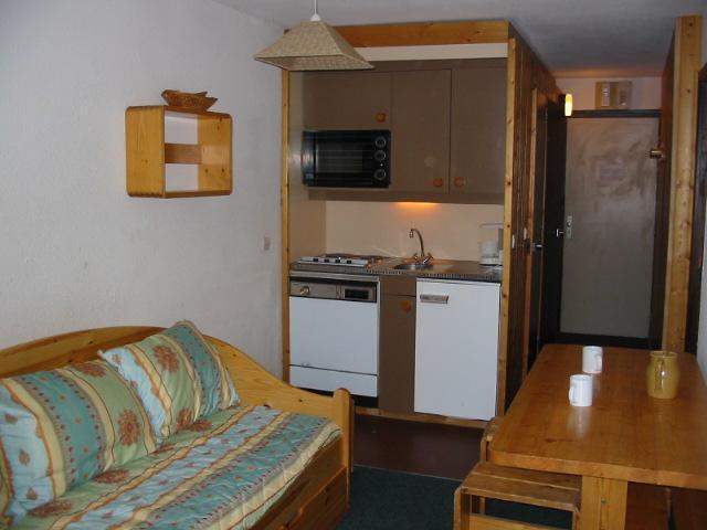 Location au ski Appartement 2 pièces cabine 4 personnes (402) - Résidence Arcelle - Val Thorens