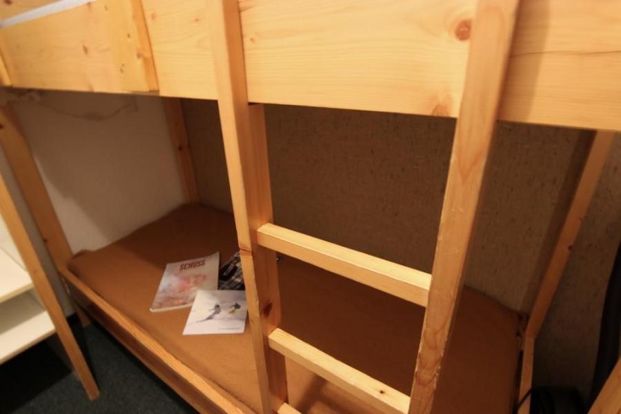 Location au ski Appartement 2 pièces cabine 4 personnes (402) - Résidence Arcelle - Val Thorens - Canapé