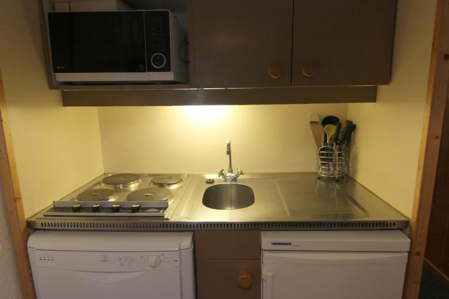 Location au ski Appartement 2 pièces cabine 4 personnes (402) - Résidence Arcelle - Val Thorens - Chambre