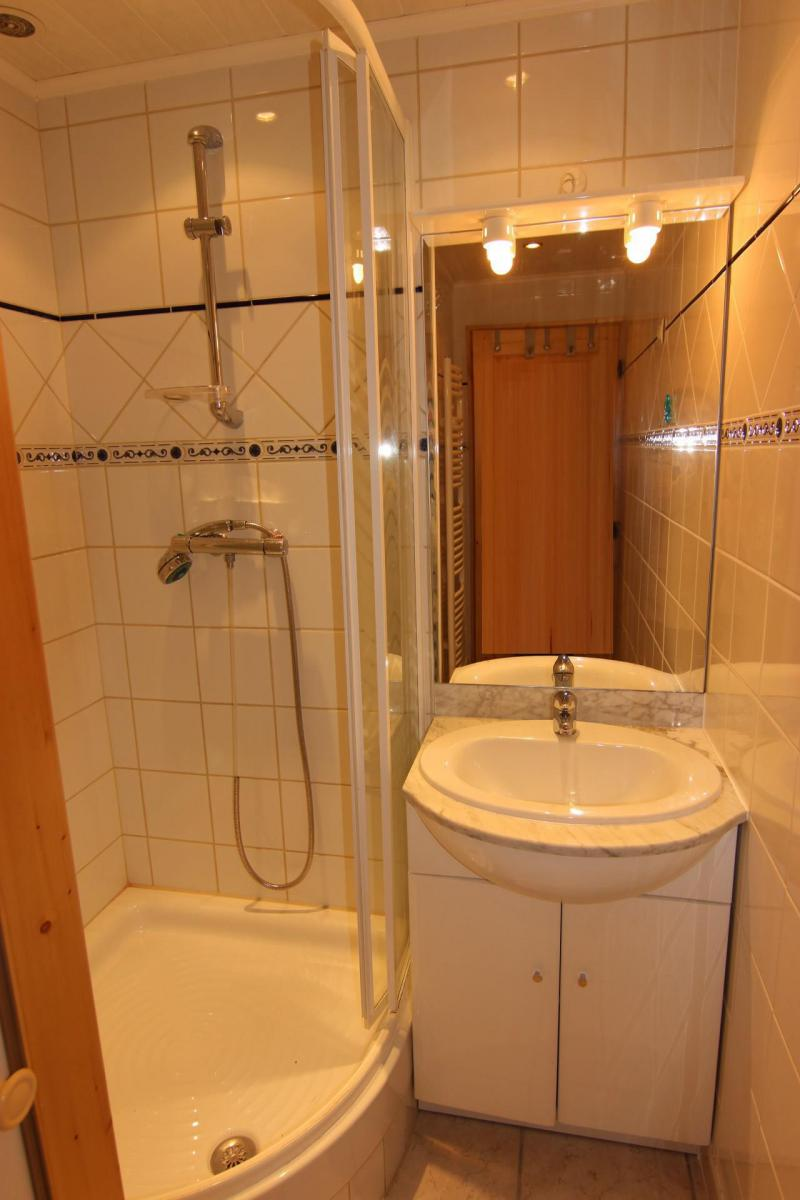 Location au ski Appartement 2 pièces 4 personnes (4) - Résidence Beau Soleil - Val Thorens - Douche