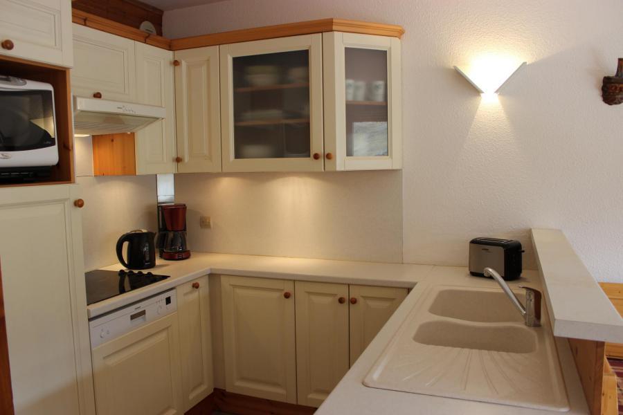 Location au ski Appartement 3 pièces 6 personnes (8) - Résidence Beau Soleil - Val Thorens - Cuisine