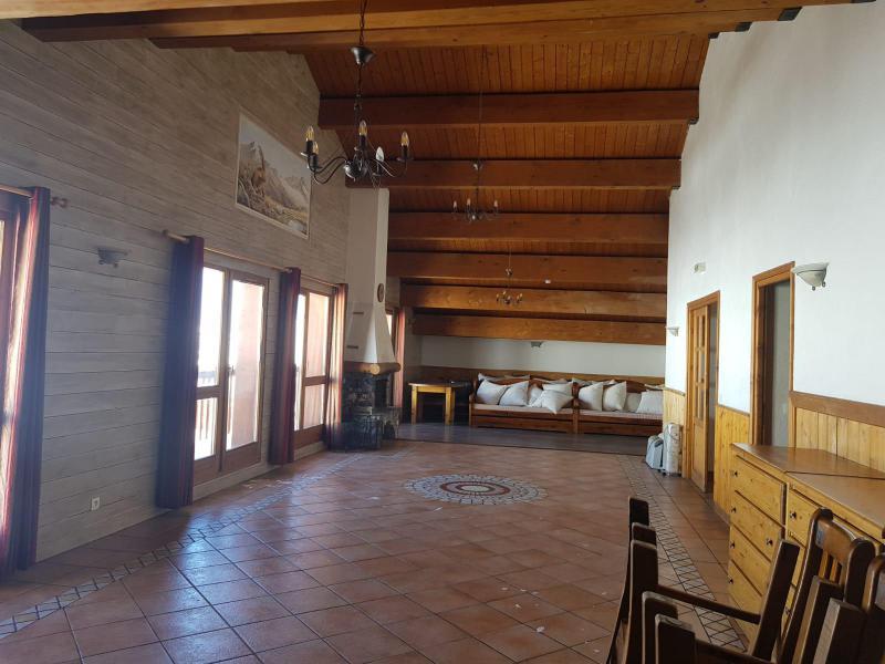 Location au ski Chalet 13 pièces 24 personnes (Bonhomme) - Résidence Chalet des Neiges Hermine - Val Thorens - Séjour