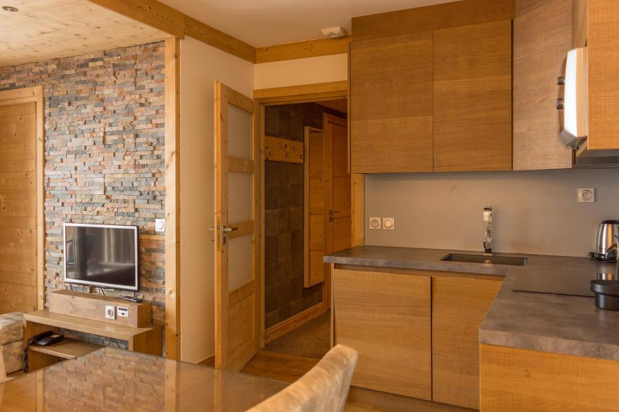 Location au ski Résidence Chalet des Neiges Koh-I Nor - Val Thorens - Appartement