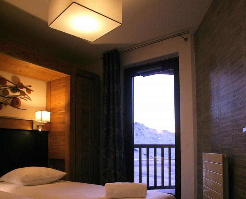 Location au ski Residence Chalet Des Neiges Koh-I Nor - Val Thorens - Chambre