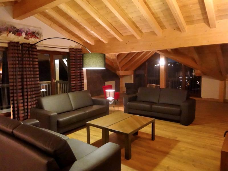 Location au ski Residence Chalet Des Neiges Koh-I Nor - Val Thorens - Séjour