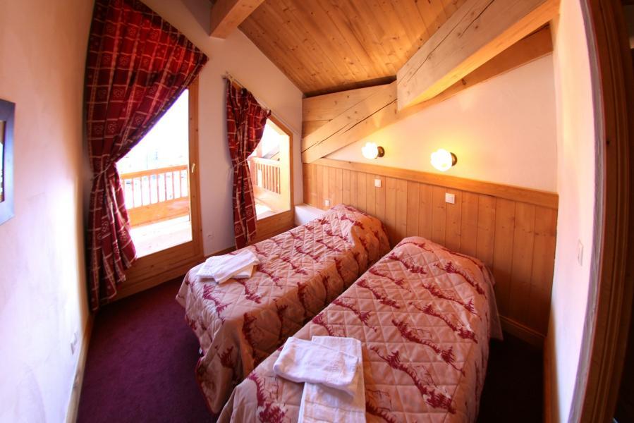 Alquiler al esquí Résidence Chalet des Neiges Plein Sud - Val Thorens - Habitación