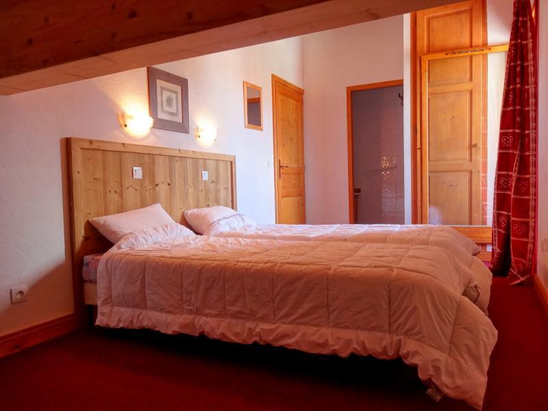 Skiverleih Résidence Chalet des Neiges Plein Sud - Val Thorens - Schlafzimmer