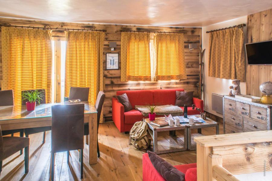 Location au ski Appartement duplex 4 pièces 8 personnes (13) - Résidence Chalet le Cristallo - Val Thorens