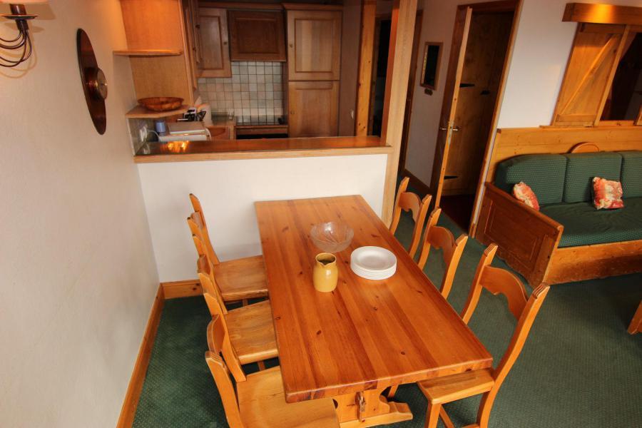 Location au ski Appartement 3 pièces 6 personnes (12) - Résidence Chalet le Cristallo - Val Thorens