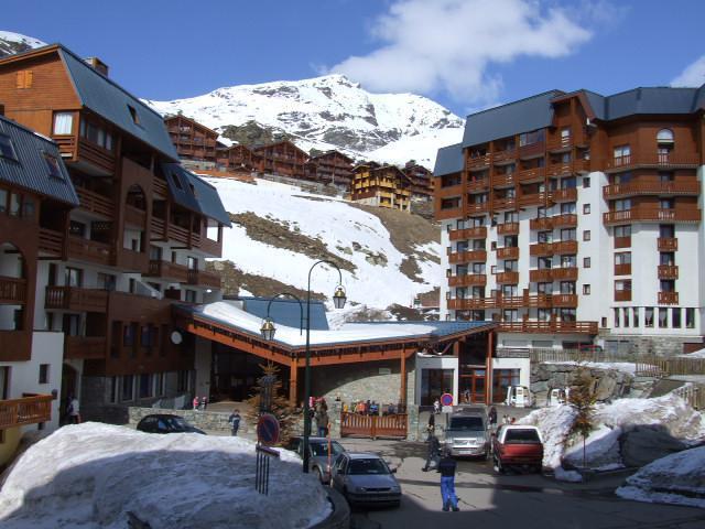 Location au ski Appartement 2 pièces 4 personnes (CC1206) - Résidence Cimes de Caron - Val Thorens