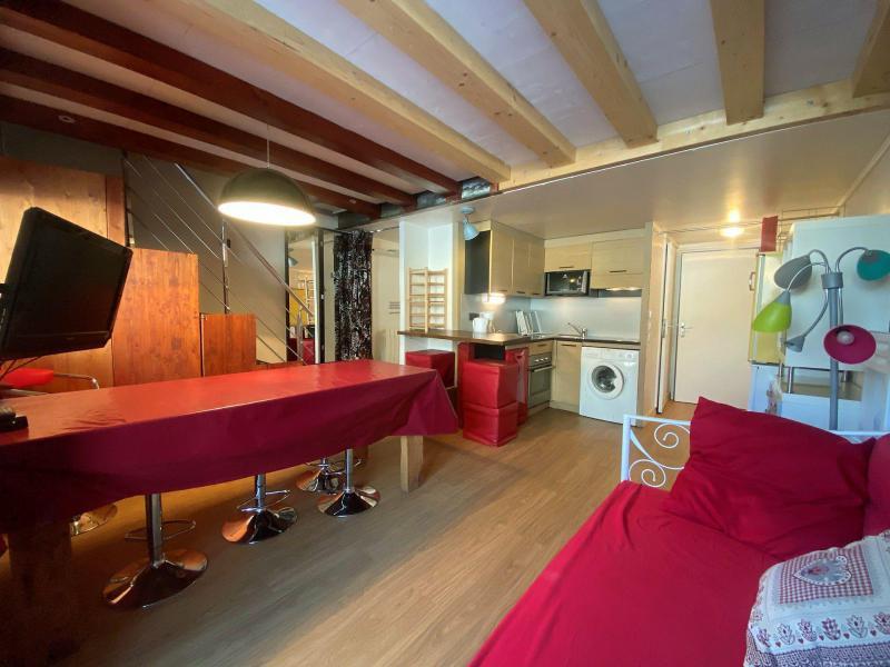 Location au ski Appartement 3 pièces 6 personnes (715) - Résidence de l'Altineige - Val Thorens