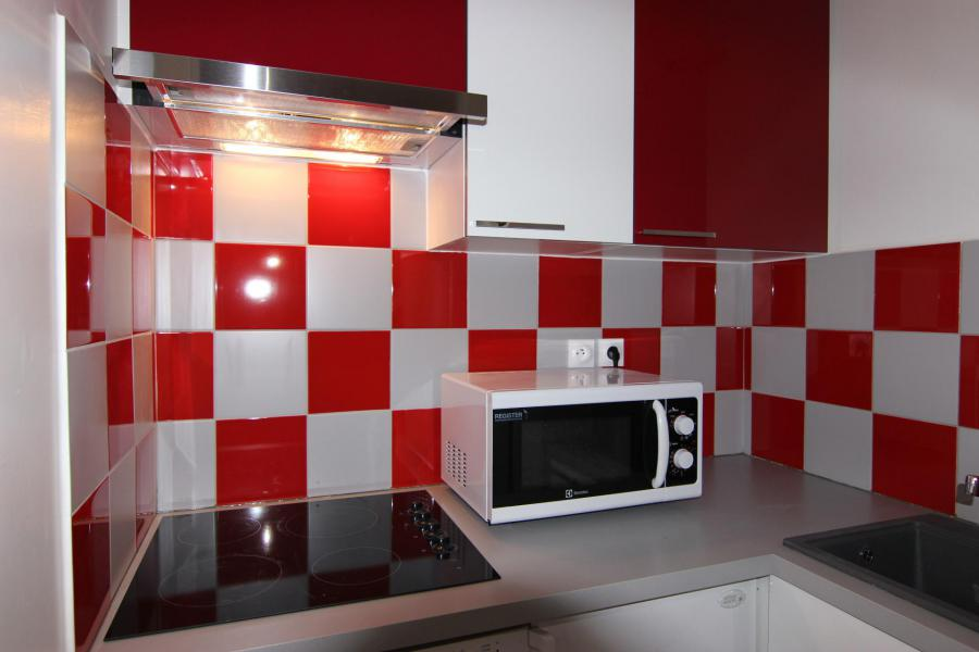 Skiverleih 2-Zimmer-Appartment für 4 Personen (504) - Résidence de l'Olympic - Val Thorens - Kochnische