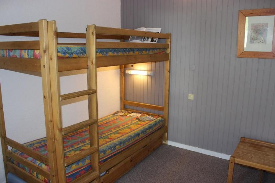 Skiverleih 2-Zimmer-Appartment für 4 Personen (518) - Résidence de l'Olympic - Val Thorens - Schlafzimmer