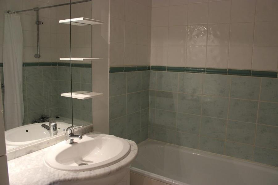 Skiverleih 2-Zimmer-Appartment für 4 Personen (518) - Résidence de l'Olympic - Val Thorens - Waschbecken