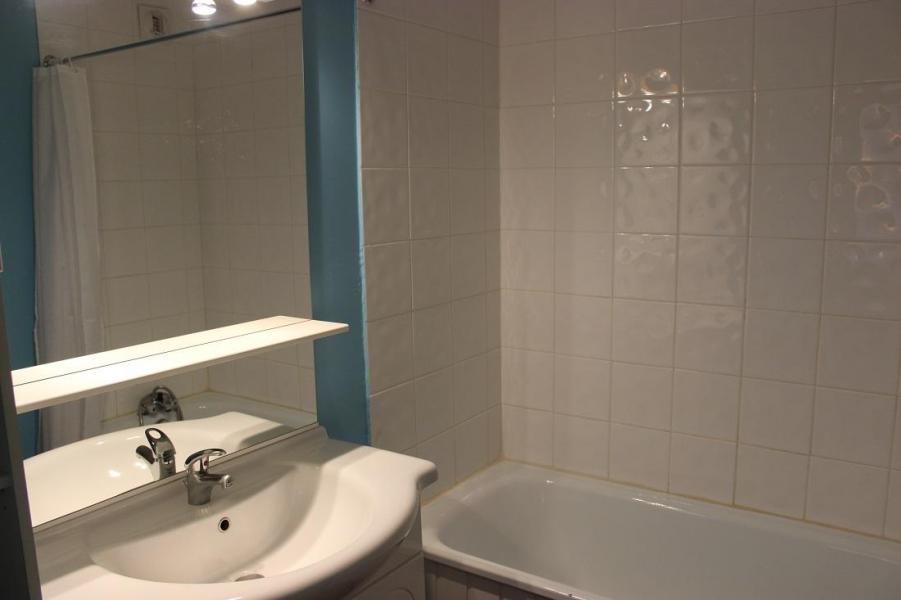 Skiverleih 2-Zimmer-Appartment für 5 Personen (401) - Résidence de l'Olympic - Val Thorens - Waschbecken