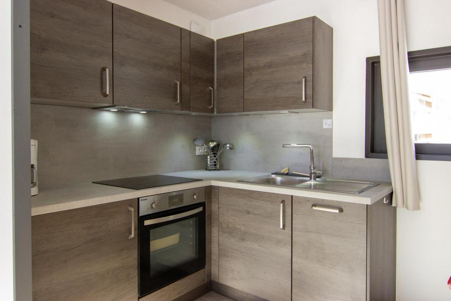 Location au ski Appartement 2 pièces 6 personnes (519) - Résidence de l'Olympic - Val Thorens - Plan