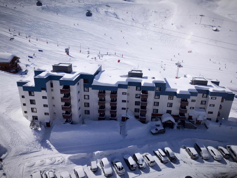 Vakantie in de bergen Résidence de l'Olympic - Val Thorens - Buiten winter